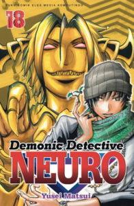 Нейро Ногами — детектив из Ада Глава 101-150