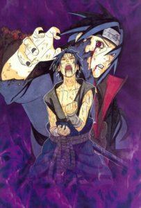Саске Учиха биография персонажа - Sasuke Uchiha