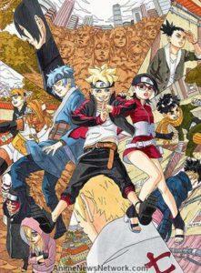 Манга Боруто читать онлайн на русском языке | Boruto: Naruto Next Generations