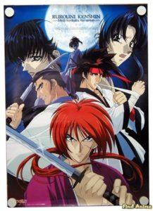 Манга Бродяга Кэнсин читать онлайн на русском | Rurouni Kenshin