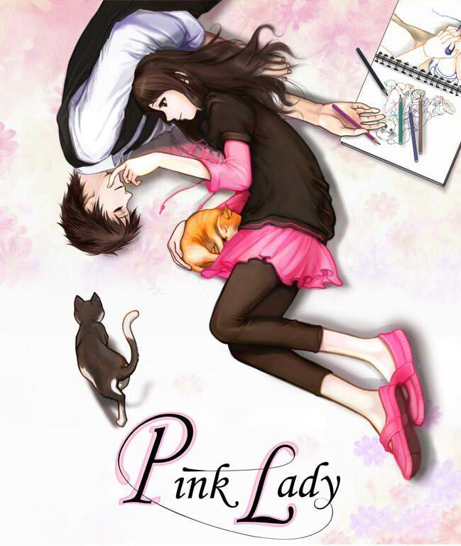 Манга Розовая Леди читать онлайн на русском языке | Pink Lady