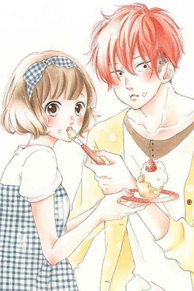 Манга Сладкая Глава 1 | Honey (MEGURO Amu)