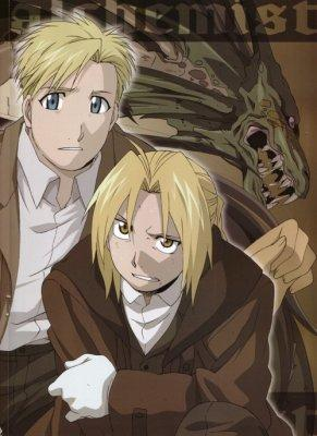 Стальной алхимик (фильм первый) / Gekijouban Hagane no Renkinjutsushi - Shanbara wo Yuku Mono [1 из 1]