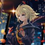Блондинки из аниме