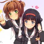 Лучшие друзья аниме