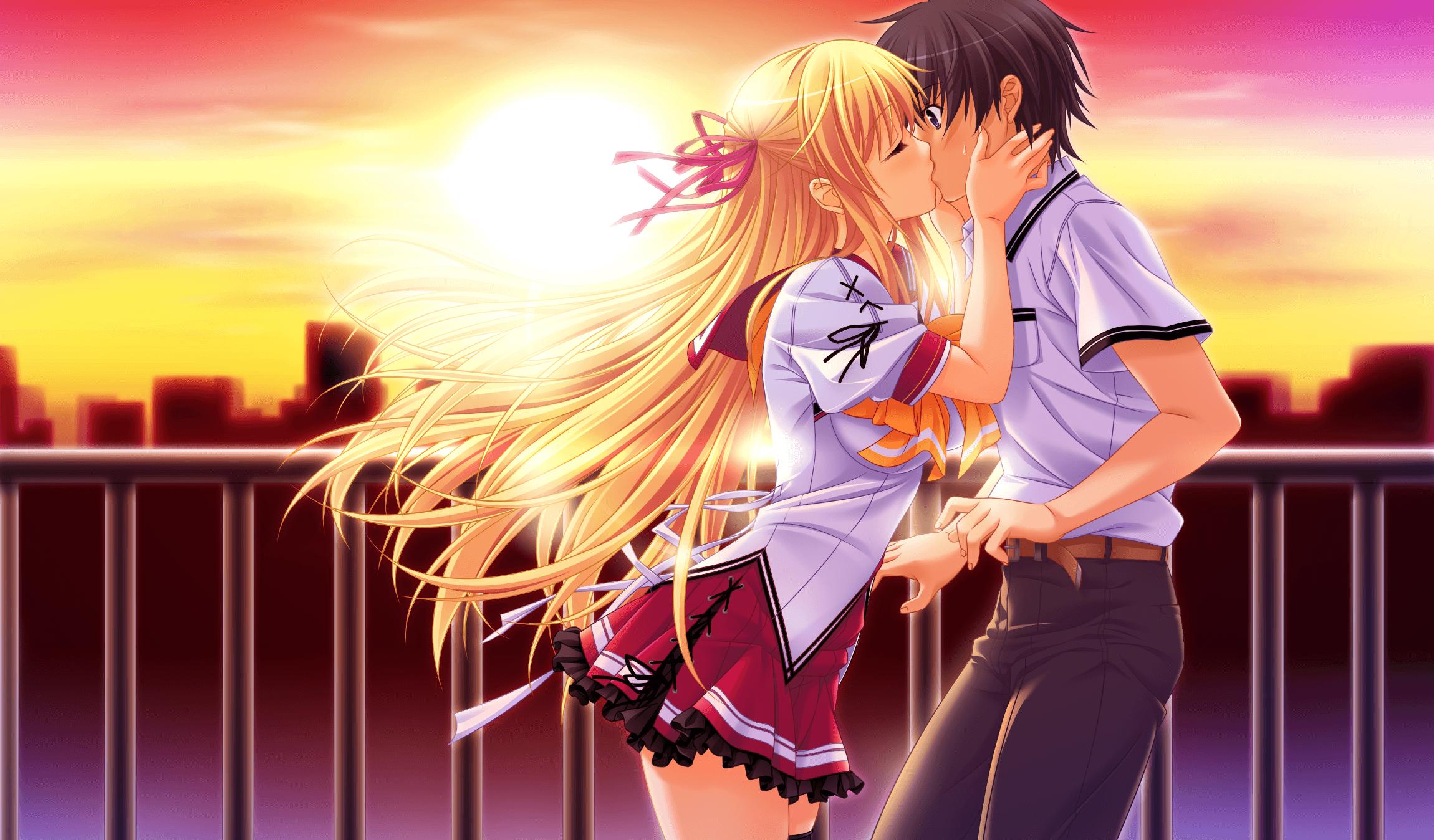аниме про любовь с красивыми парнями и школу и магию