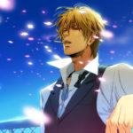 Парни блондины из аниме