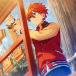 Рыжие парни из аниме