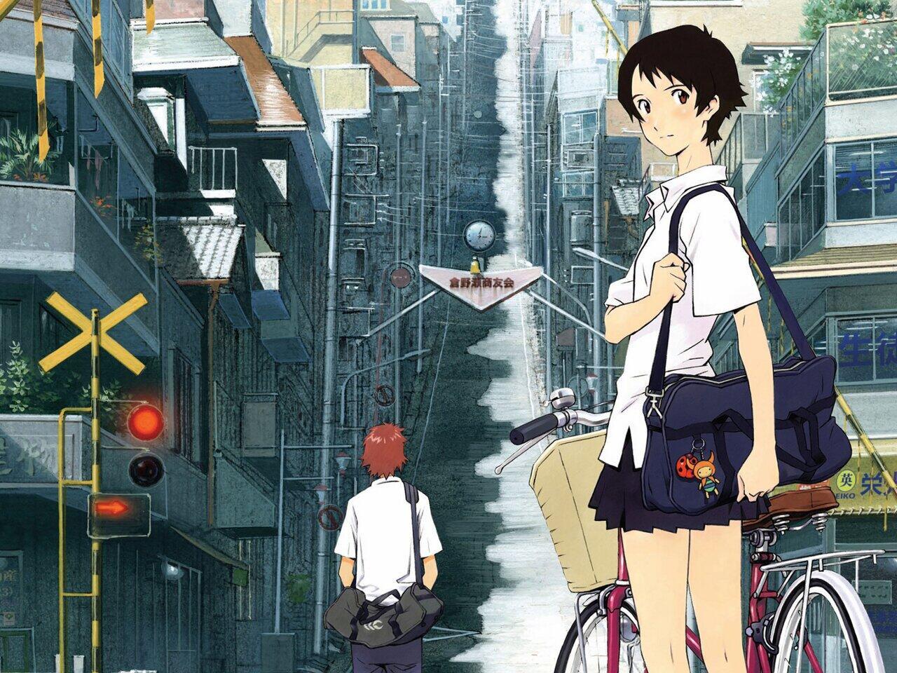 Лучшие аниме фильмы